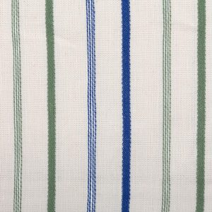 green and blue stripe